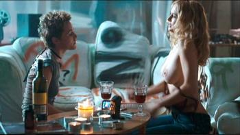 El Septimo Desnudo: Escena #7 Desnudo de Heather