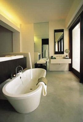 Microcemento alisado un revestimiento de gran practicidad - Aplicacion de microcemento en paredes ...