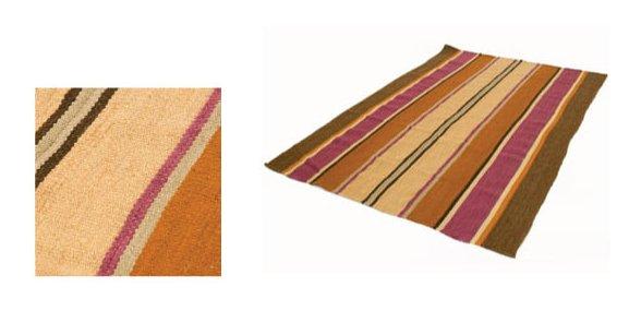 El norte argentino en mantas y alfombras artesanales mdz for Alfombras artesanales tejidas a mano