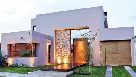 Comuni n de arquitectura e interiorismo en palmares mdz for Techos de galerias modernas