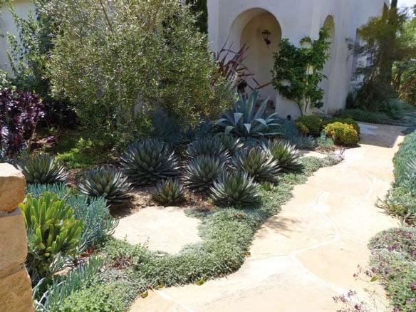 Dise o de jardines con poca agua casa dise o for Disenar jardin online