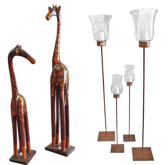 Madera y hierro en objetos ingeniosos para decorar mdz for Decoracion para pared en hierro