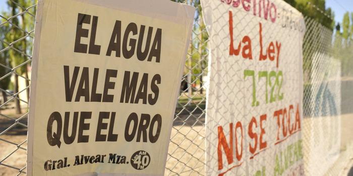 Polémica minera San Jorge, Uspallata - Mendoza