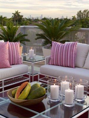 Ideas f ciles para ambientar terrazas y balcones mdz online for Plantas en balcones y terrazas