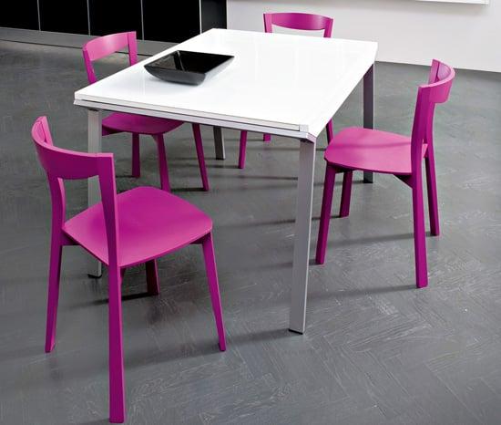 Llen de energ a tu comedor con sillas modernas y - Sillas cocina modernas ...