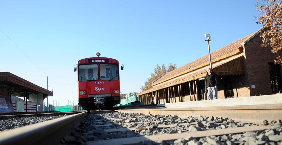 """El """"nuevo"""" Metrotranvía de Mendoza"""