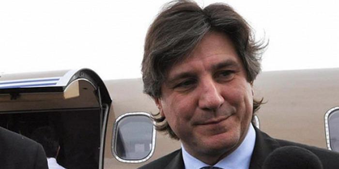 """Boudou en S. Juan: """"Hay q/tratar el tema d/medioambient"""