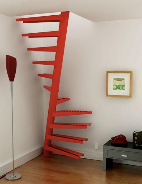 C mo aprovechar el espacio en el bajo escalera mdz online for Escaleras en poco espacio