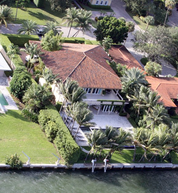 Las 10 mejores mansiones de famosos deportistas taringa for Las mejores casas de los famosos