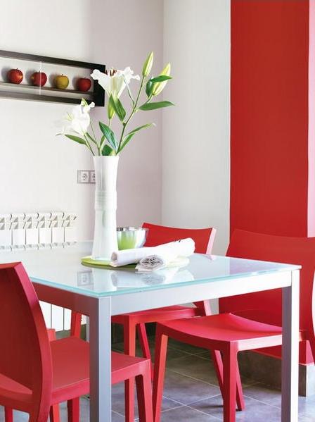 Tres modernas cocinas con zona para comer   mdz online