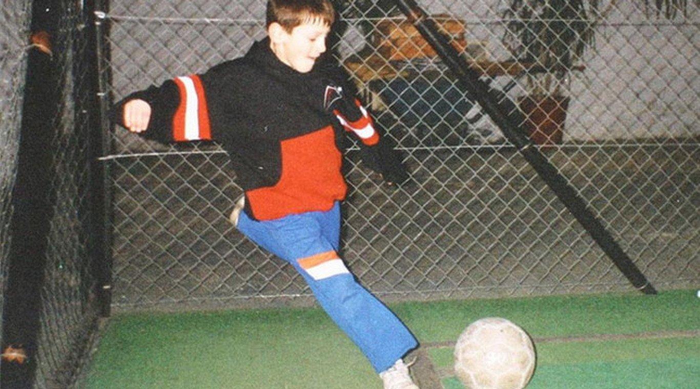 Mirá el viaje de egresados de Lionel Messi