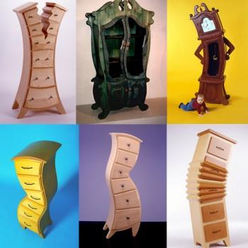 El diseñador de muebles locos y sus divertidos diseños - MDZ Online