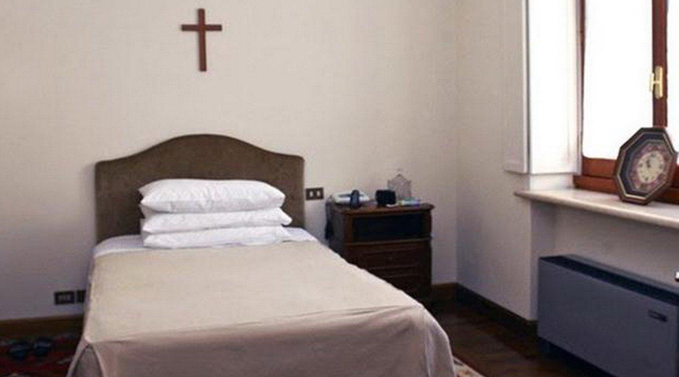 Mirá dónde vive el papa argentino