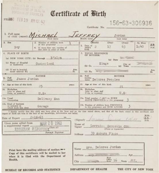 Excepcional Estado De Certificados De Nacimiento Nueva York ...