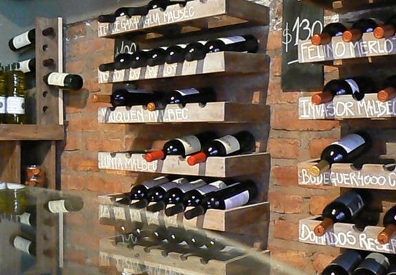 Un rest recomendado en cacheuta mdz online - Estantes para vinos ...