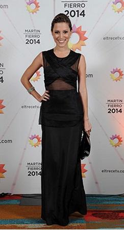 Martina Soto Pose