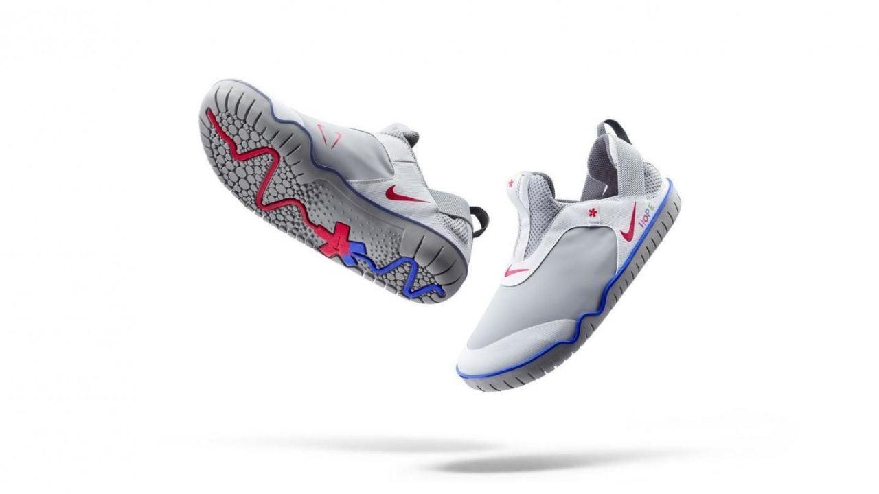 Imbécil Memoria Mal  Nike presenta un modelo de zapatillas para médicos   MDZ Online
