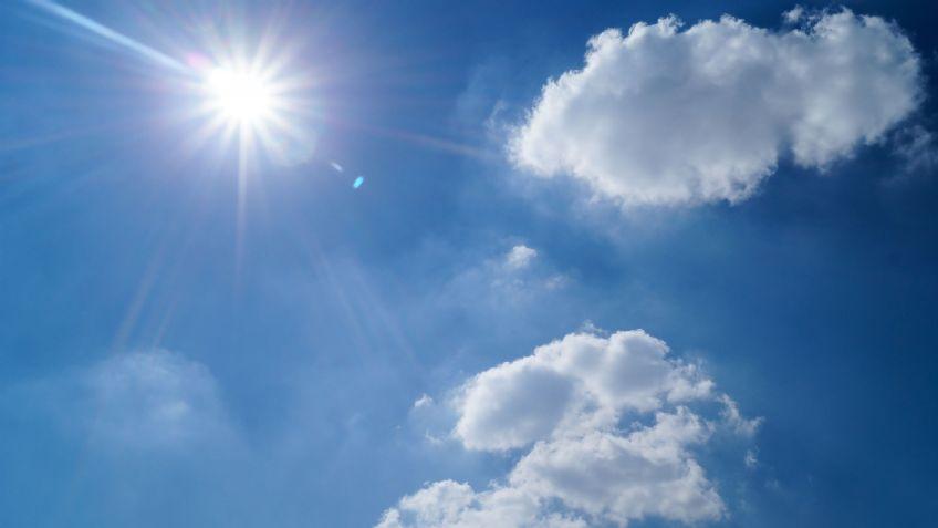 Predominará  hoy  el calor y la ocurrencia de algunos chubascos