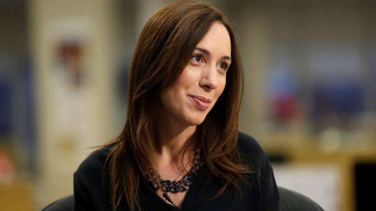 Eugenia Vidal regresa a la escena: un libro y un futuro político incierto | MDZ Online