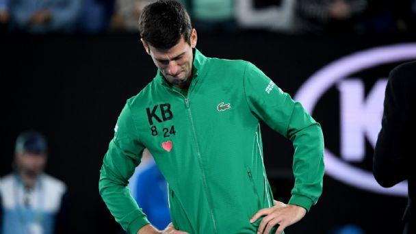 La Confesion De Djokovic El Dia Que Llorando Quiso Retirarse Por Federer Y Nadal Mdz Online