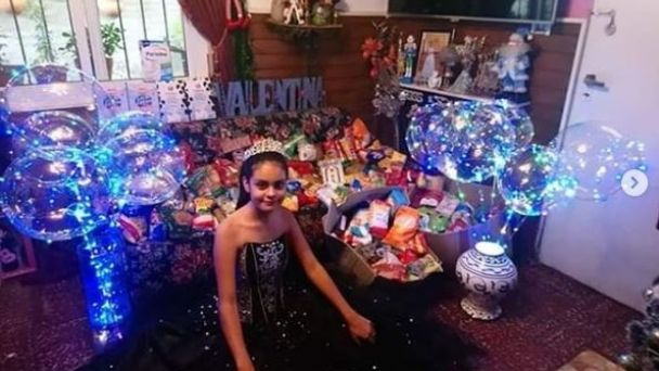 Festejó Sus 15 Años Y En Su Tarjeta De Invitación Pidió Algo