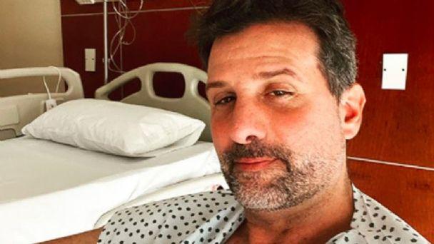 Desde el hospital, José María Listorti reveló la verdad sobre su salud |  MDZ Online