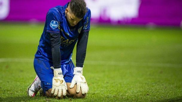 Portero de Venlo afirma que quedó traumado por la goleada de Ajax y revela que no ha podido dormir tras recibir 13 goles