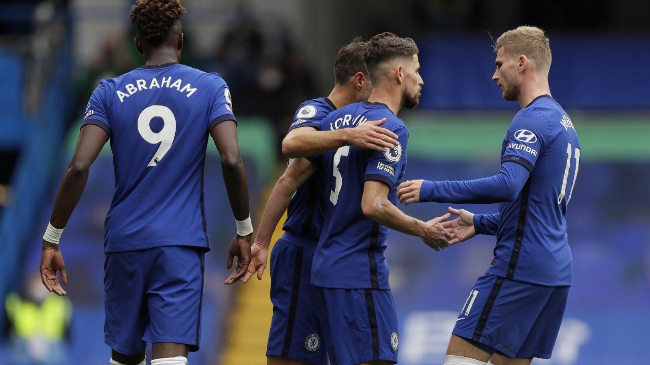El Chelsea de Lampard volvió al triunfo con una goleada - MDZ Online