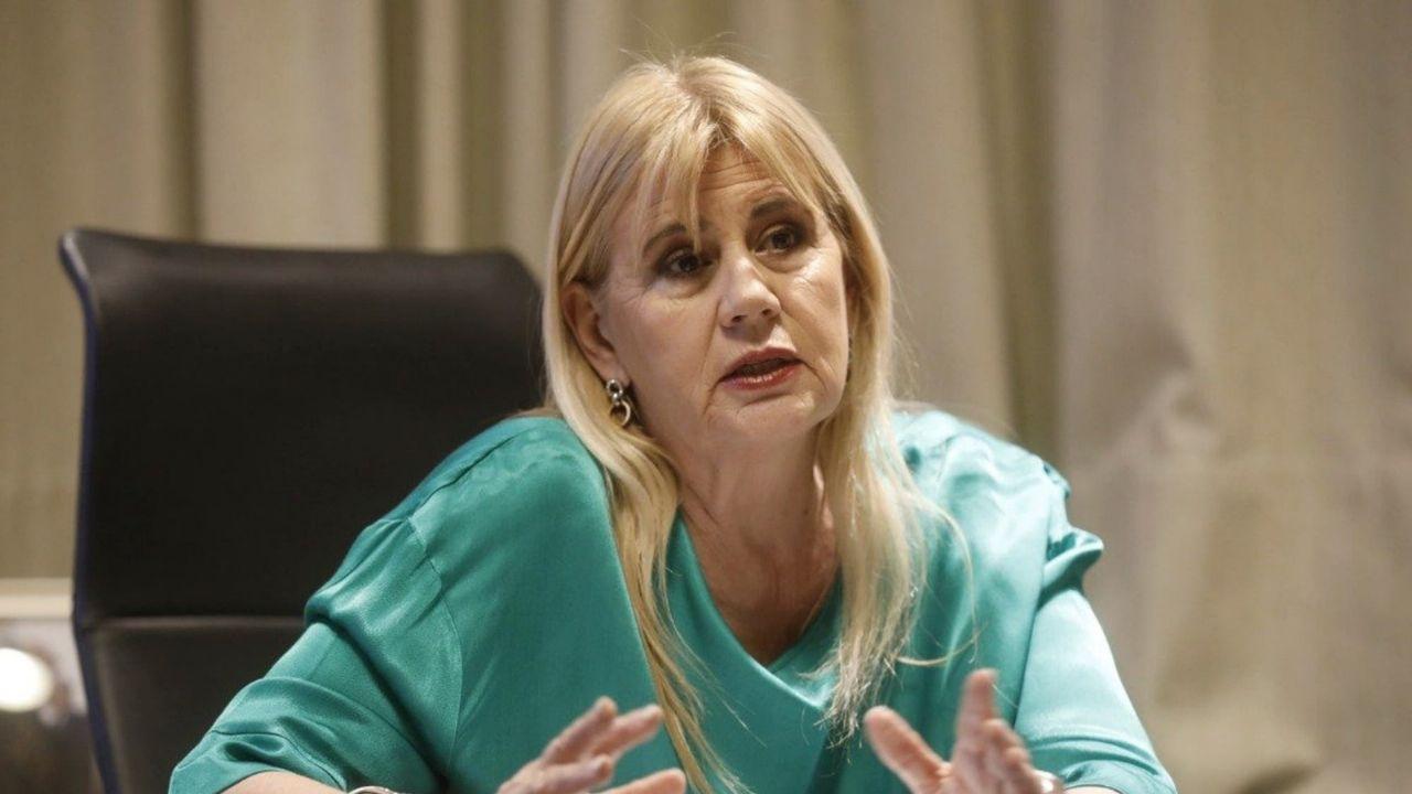 Marcela Losardo se va del Ministerio de Justicia y su lugar lo ocupará un  kirchnerista | MDZ Online