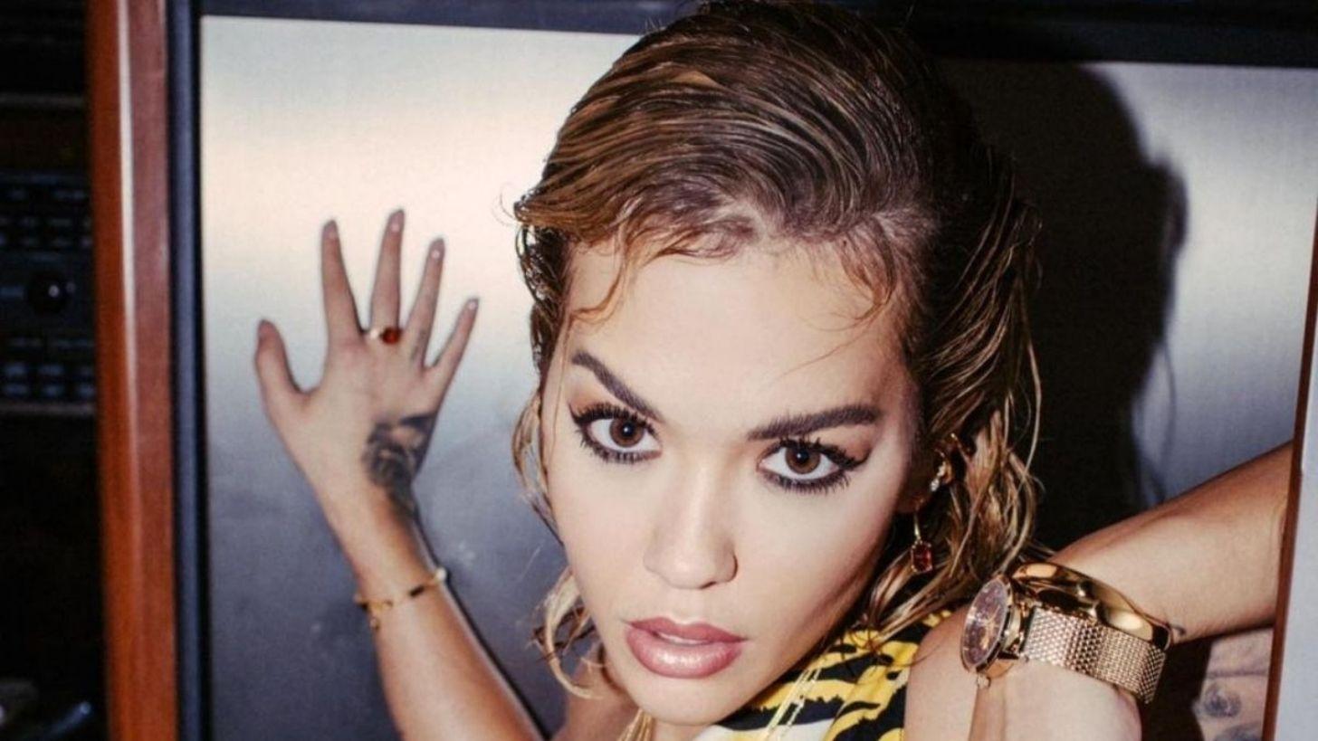 Al límite de la censura: la foto de Rita Ora que detonó la
