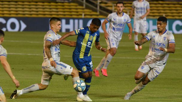 Godoy Cruz perdió un partido increíble con Rosario Central | MDZ Online