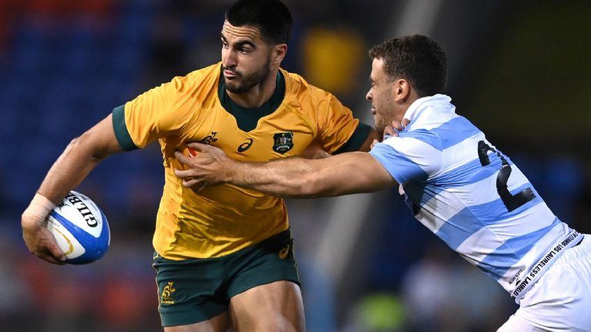 Los Pumas consiguieron un buen empate ante Australia