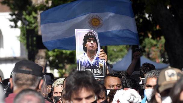 Increíble! El nuevo récord que rompió Diego Maradona en Twitter | MDZ Online