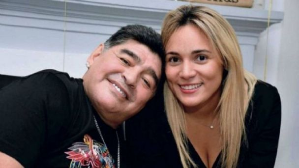 Rocío Oliva aclaró los tantos con el entorno de Maradona y lanzó una desgarradora confesión | MDZ Online