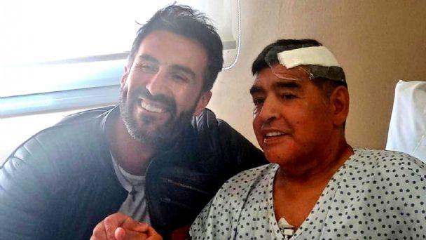 Los chats en los que Luque y el entorno de Maradona anticipaban su muerte varios meses antes | MDZ Online