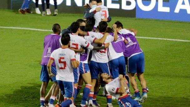 Atento River: Nacional de Uruguay será su rival en los cuartos de final |  MDZ Online