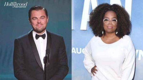 Mirá cuántos millones donan Leonardo DiCaprio y Oprah Winfrey ...