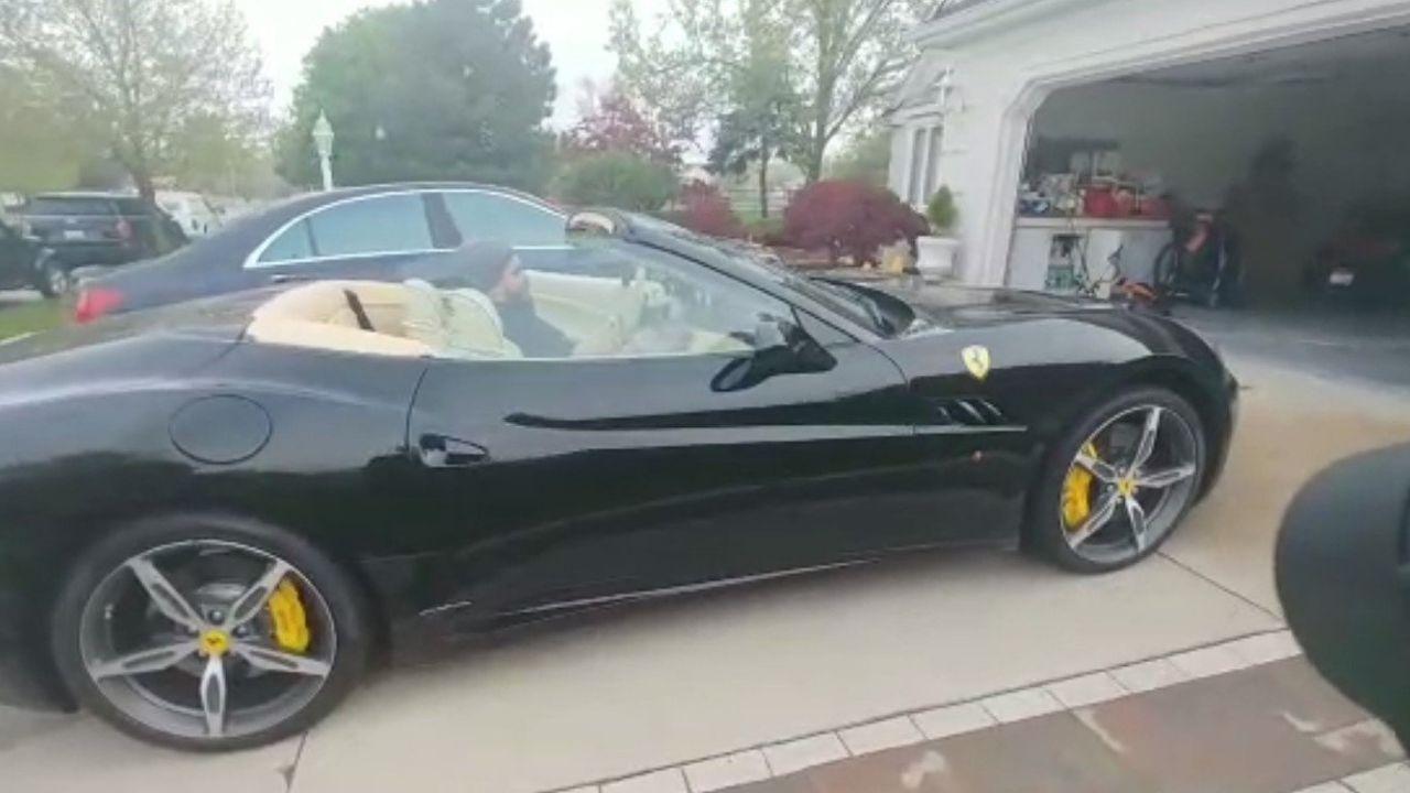 "Ferrari, Mercedes y Lamborghini, los lujosos autos del mendocino ""Mr. Poronga"" - MDZ Online"