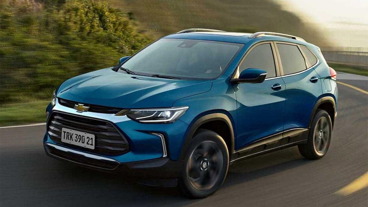 Descubr U00ed La Chevrolet Tracker 2020 Que Llegar U00e1 Al Pa U00eds En