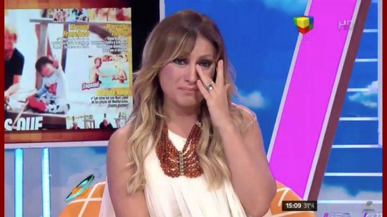 Marcela Tauro podría enfrentar el peor final en el canal América - MDZ Online