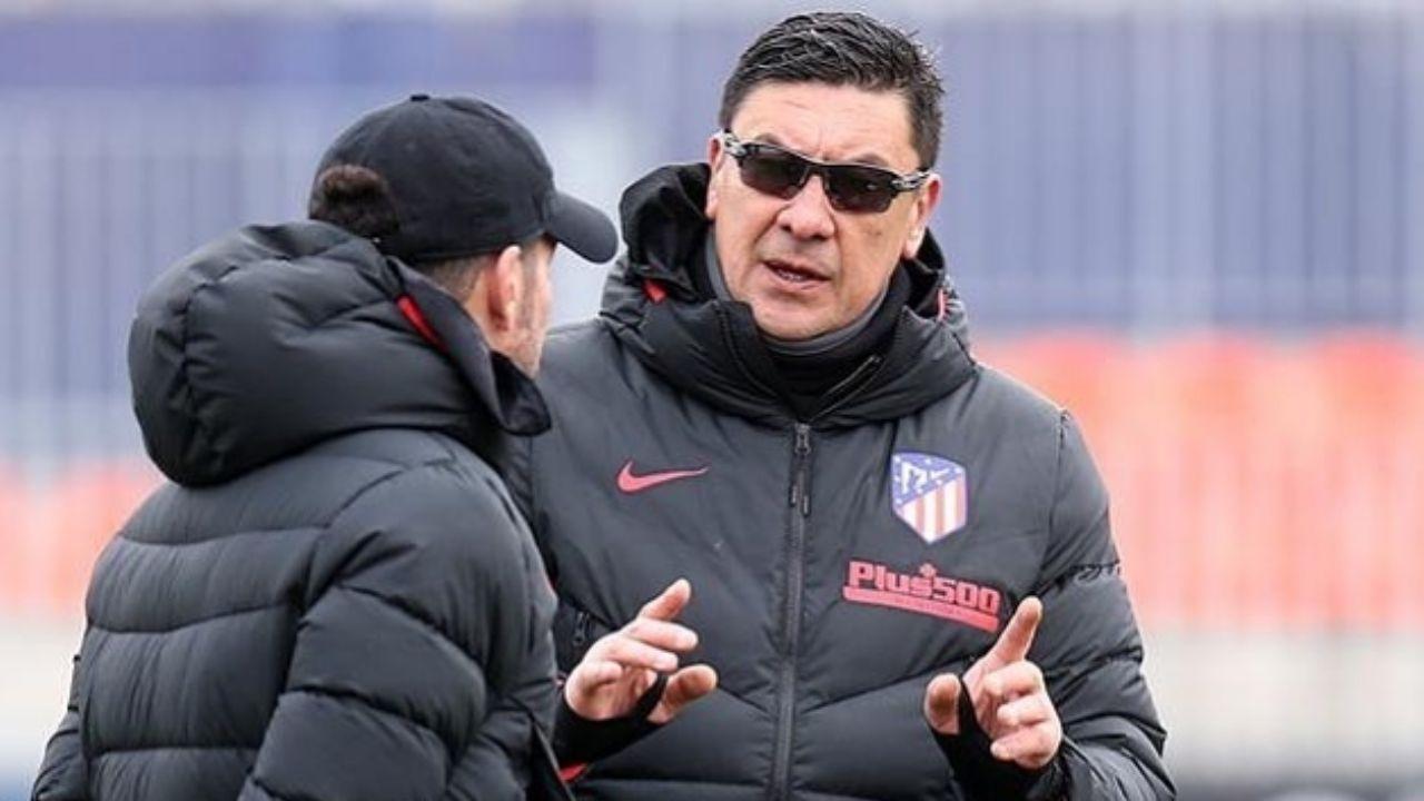 El tremendo elogio del arquero del Atlético de Madrid al Mono Burgos - MDZ Online