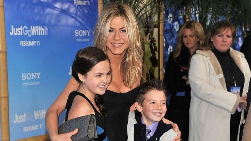 """¿Recuerdas a la hija de Jennifer Aniston en """"Una esposa de"""