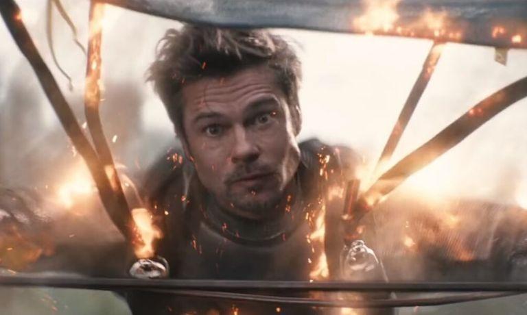 Deadpool sin piedad: Ryan Reynolds se mof de Brad Pitt