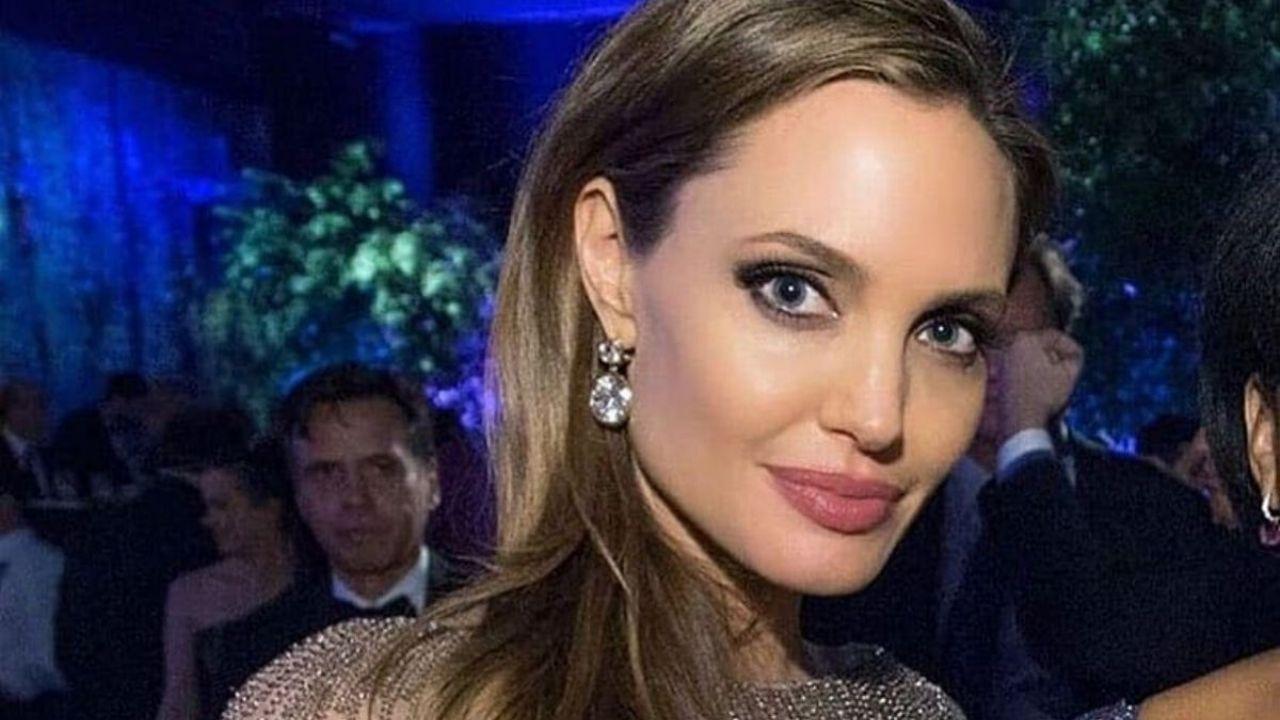 Bellsima: Angelina Jolie enamor a todos con su vestido