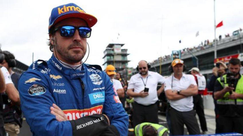 Fernando Alonso vuelve a la Fórmula 1