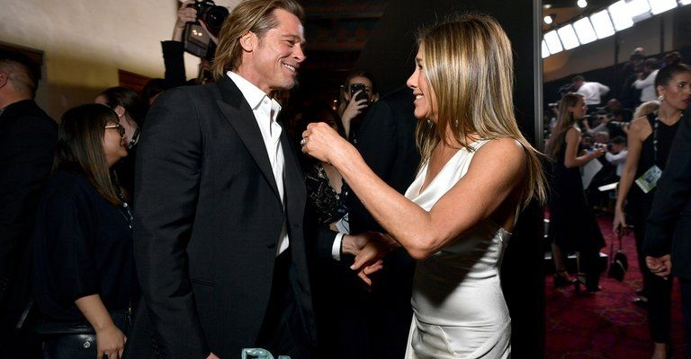 Pit y Aniston