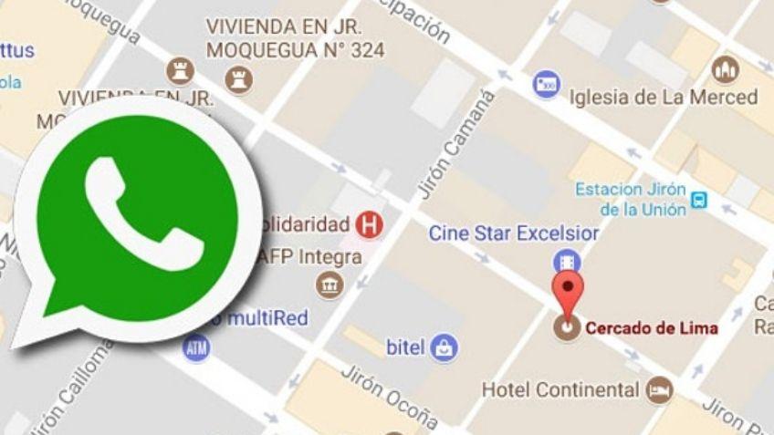 WhatsApp: cómo conocer la ubicación de un contacto sin que lo sepa
