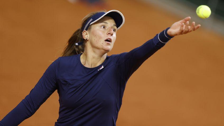 Nadia Podoroska debutó con triunfo en Roland Garros