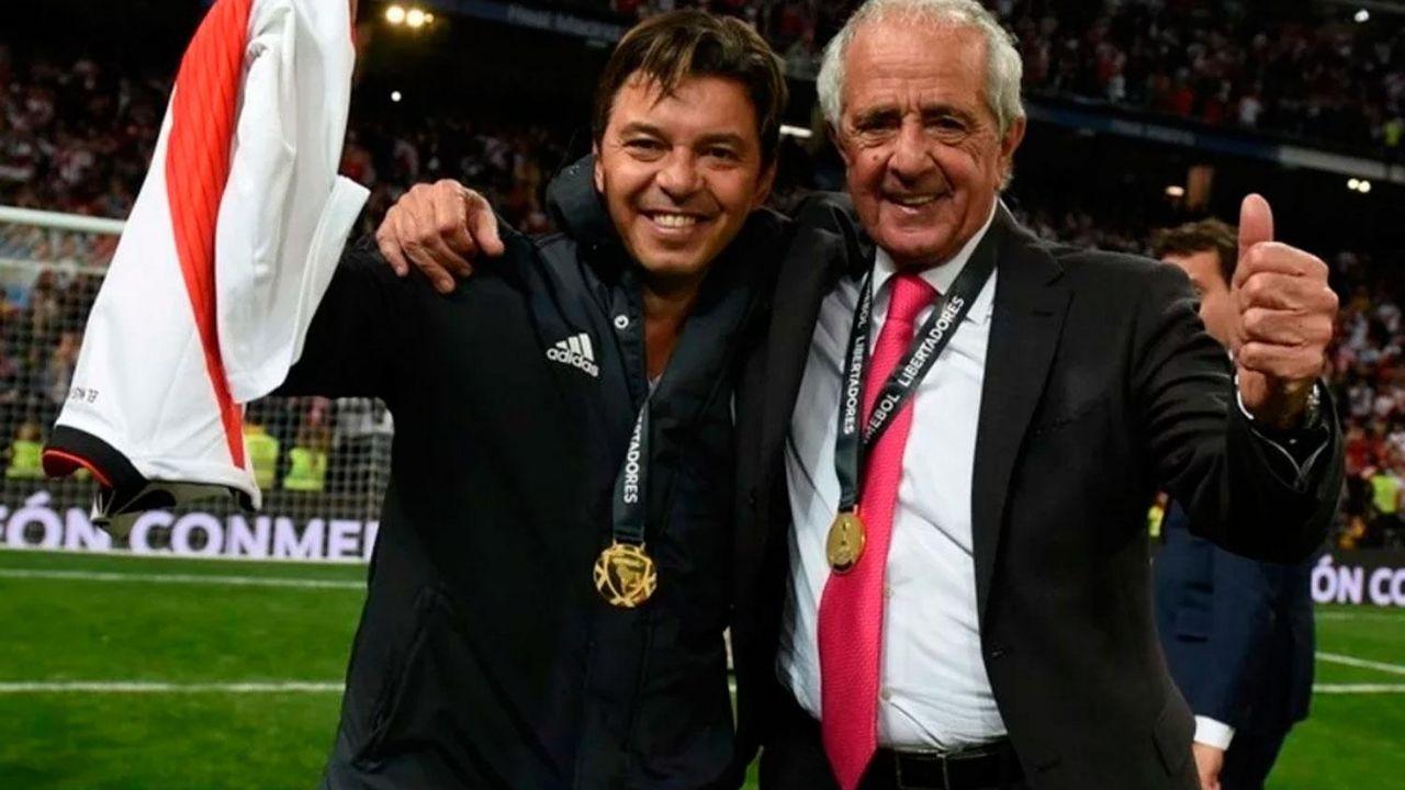 Gallardo y D'onofrio en Madrid