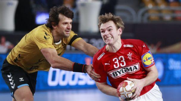 Los Gladiadores cayeron ante Dinamarca y se clasificaron segundos | MDZ  Online